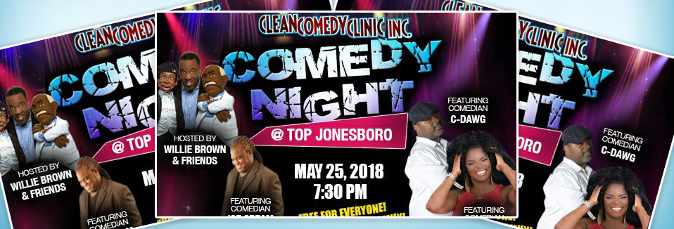 Clean Comedy Clinic